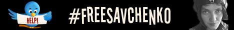 FREE NADIYA SAVCHENKO twitter campaign Jan 26 2015