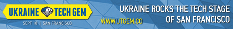 U.T.Gem Conference: Showcasing Ukraine's Tech Sector utgem.co