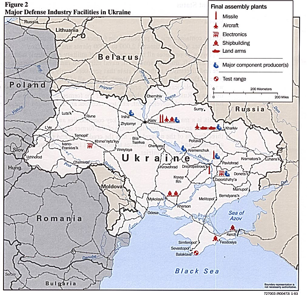 BRAMA Travel Ukraine Maps